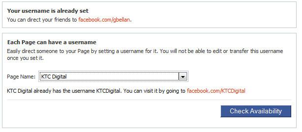 Choose Your Custom URL